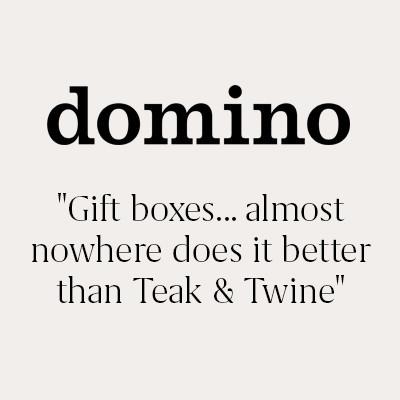 Domino | Gift Guide
