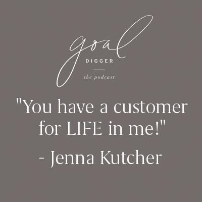The Goal Digger Podcast | Jenna Kutcher